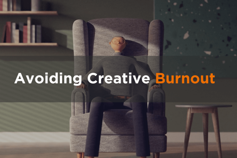 Avoiding Creative Burnout